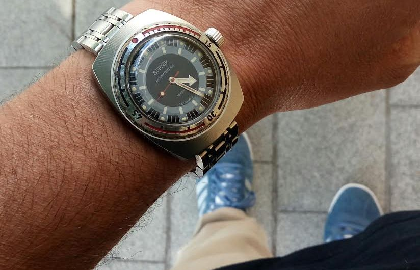 Vostok Amphibia Type 119 – Second Generation