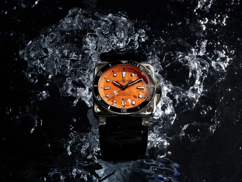Bell & Ross BR 03-92 Diver Orange Limited Edition