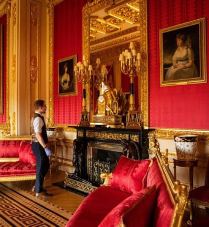 Recommended Reading: Setting the Royal Clocks in Windsor Castle