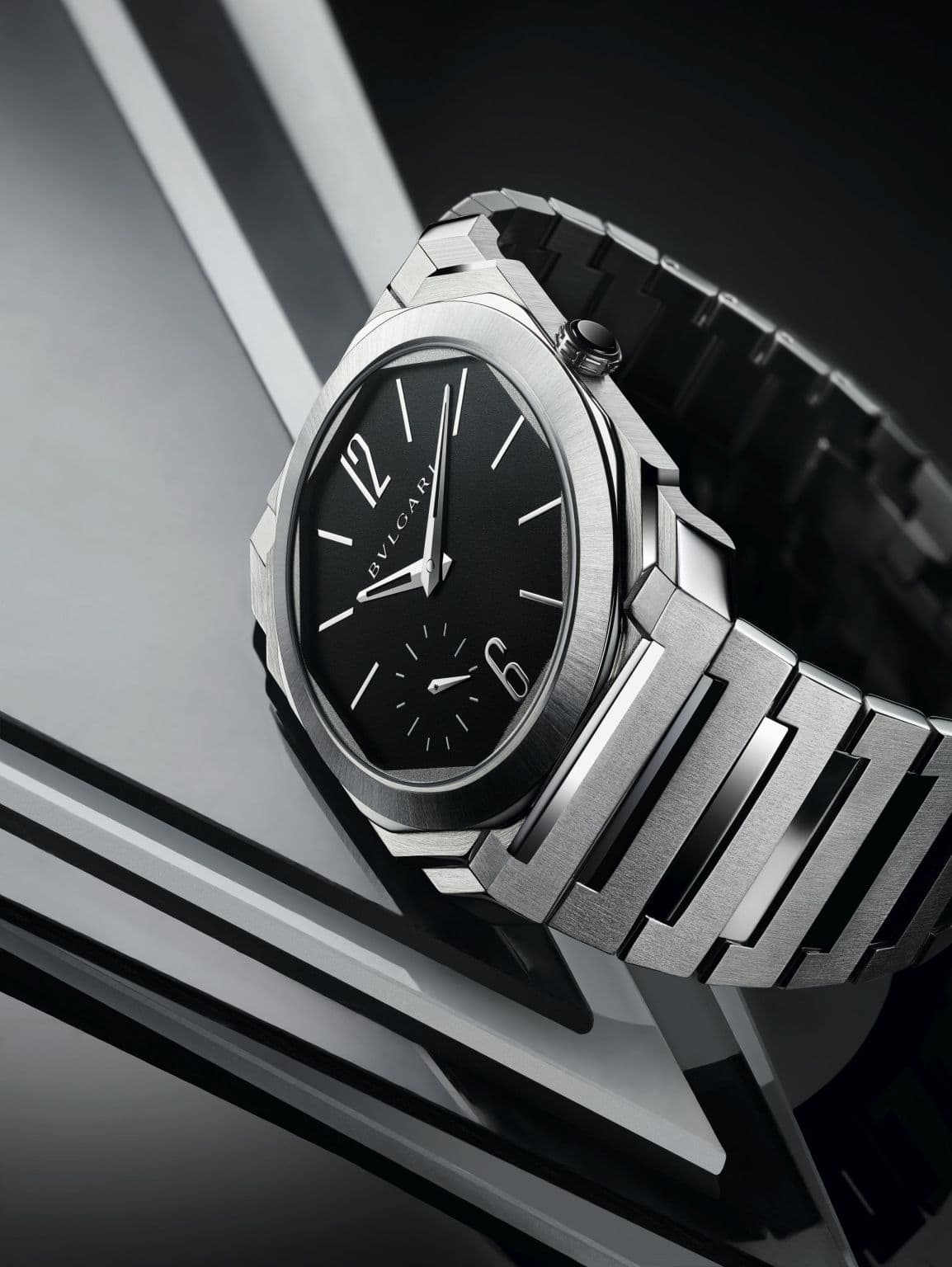 Bvlgari Octo Finissimo Automatic Satin-Polished Steel 100m