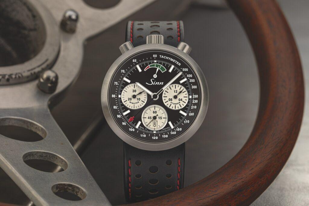 Sinn R500 Bullhead Chronograph Limited Edition Watch