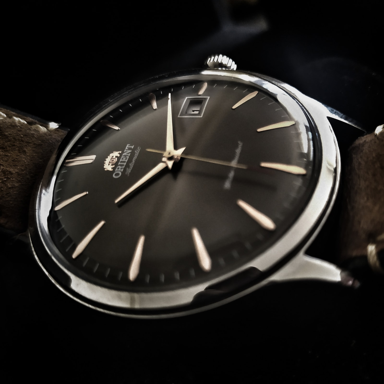 Review Orient Bambino V4