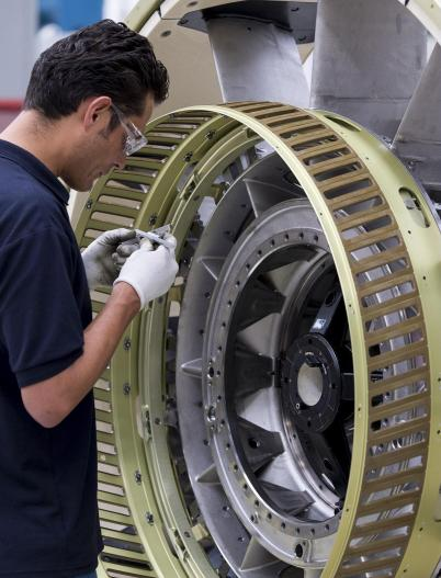 Safran Aircraft Engines Mexico - fan frame module of CFM56-7