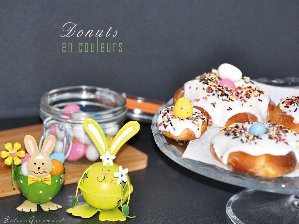 Donuts [ Spécial Pâques ]