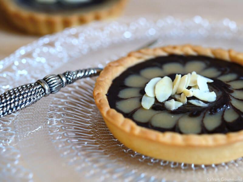 Tartelettes Chocolat & Caramel au Beurre Salé