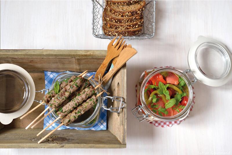Kefta & Salade Juive