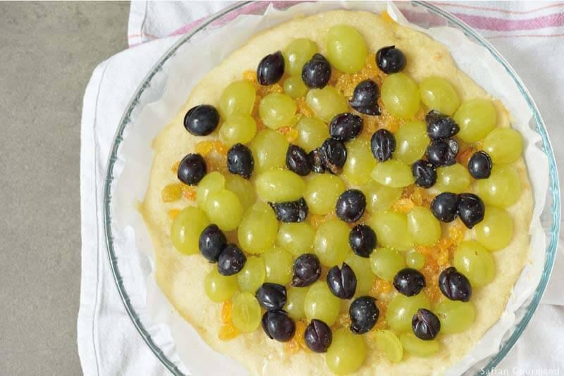 Focaccia Verveine & Raisins