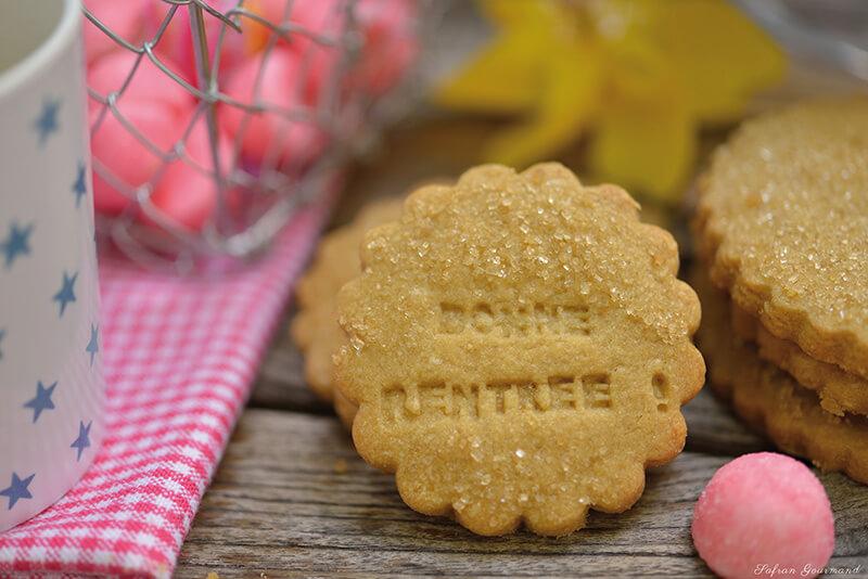 Biscuits Sablés à la Mélasse