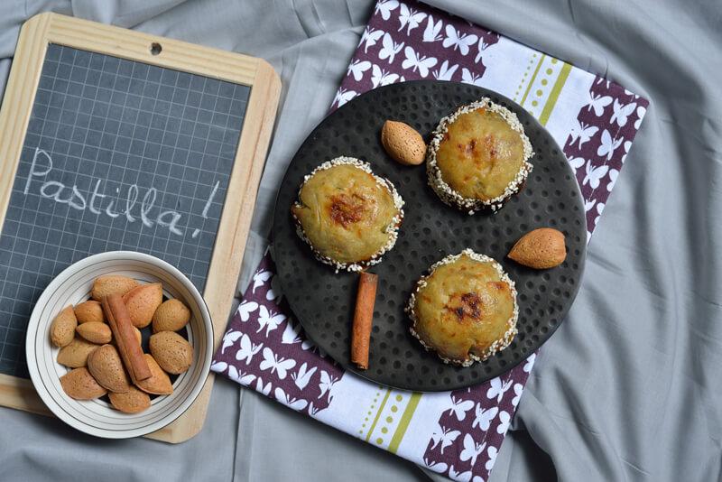 Pastilla aux Cailles et Blettes