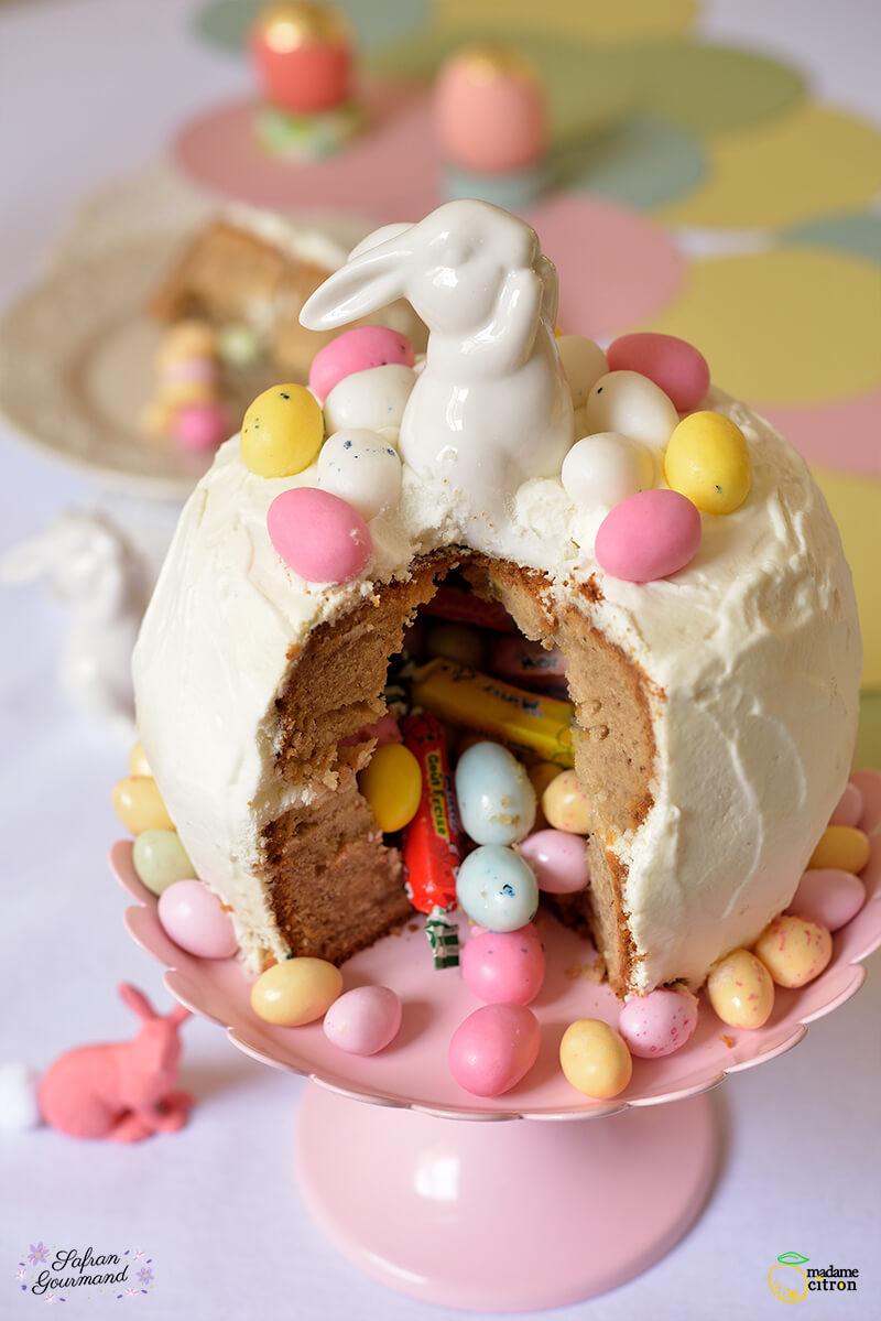 """Gâteau de Pâques """"Surprise"""""""