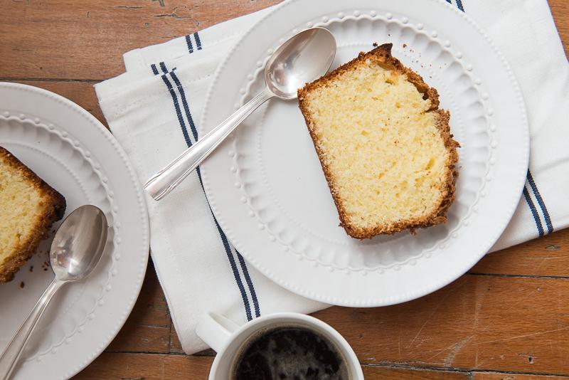 Cake au Citron et Spéculoos