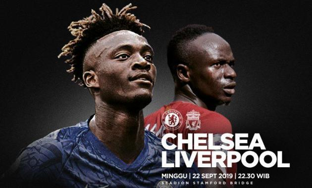 Live Streaming Chelsea vs Liverpool Nonton Gratis di Mola TV