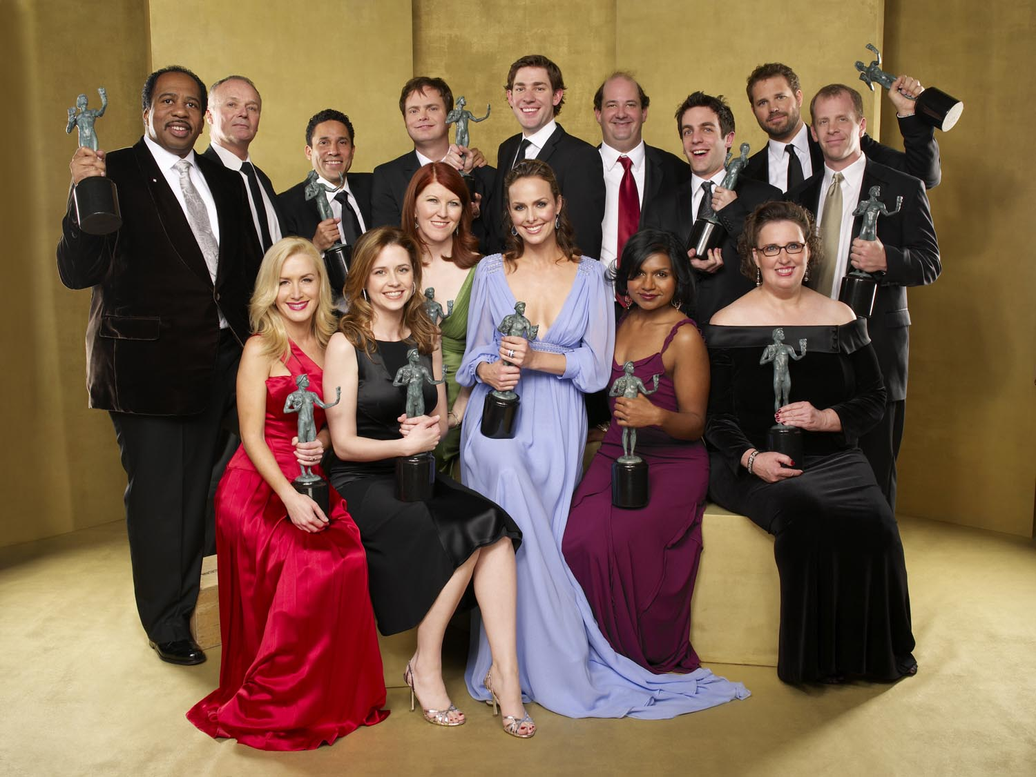 1st Guild Awards Annual Actors Screen