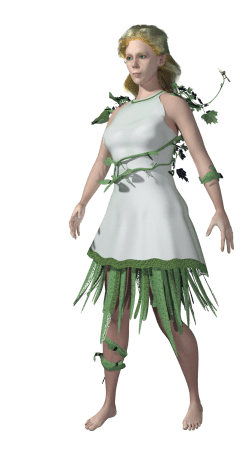 Shiara Character