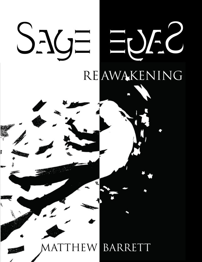 Sage Eyes Fantasy Cover