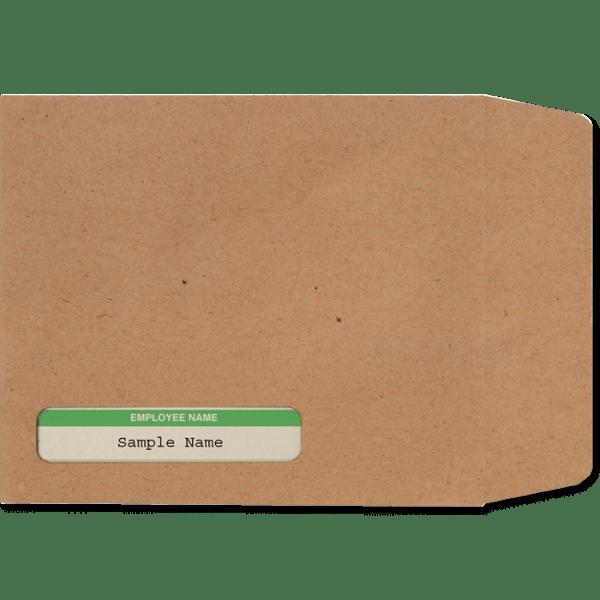 sage envelope for payslip 06215