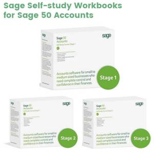 Sage Self-study Workbooks for Sage 50 Accounts