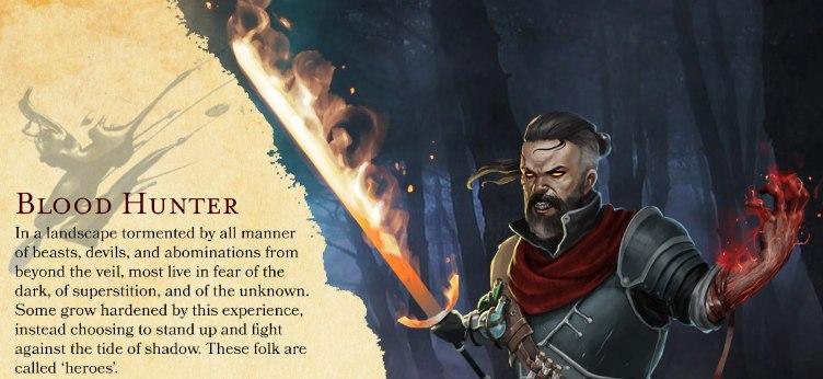 Matt Mercer Blood Hunter 2 0 | Sage Advice D&D