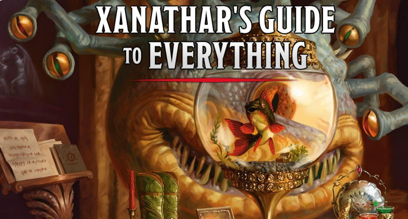 Xanathar Guide Everything | Sage Advice D&D | Page 4