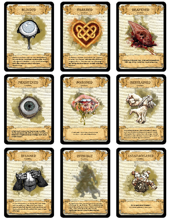 photograph relating to Dnd 5e Printable Spell Cards titled DD Playing cards Instruments, Treasure, Scenario, Motivation and
