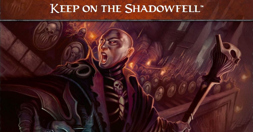 Image result for keep on the shadowfell