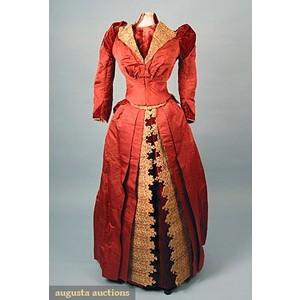 Victorian Dress - 1890