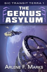 Cover-The Genius Asylum