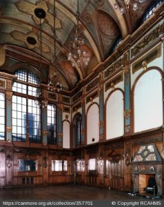 Great Hall, Craig House