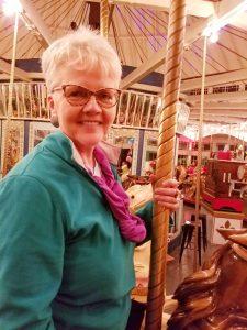 Donna Glee Merry-go-round