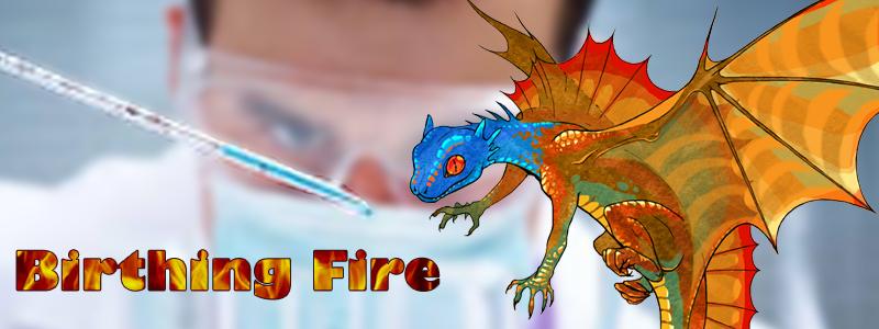 Birthing Fire Audio