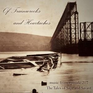 Of Trainwrecks and Heartaches Suondtrack