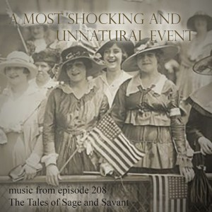 """Soundtrack from """"A Most Shocking and Unnatural Event"""""""
