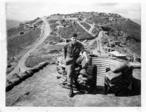 Vietnam Veteran, a former artillery observer and fire support coordinator attached to the 4/3 infantry battalion