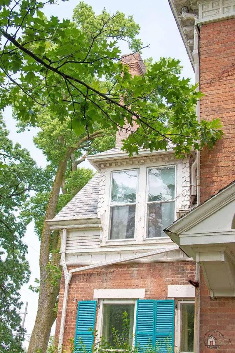 Old House Society Bloomington Illinois Annual Home Tour 2018 Franklin Park 7