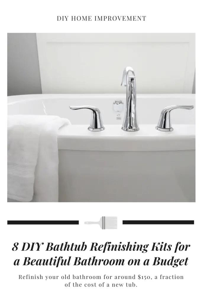 8 diy bathtub refinishing kits for a