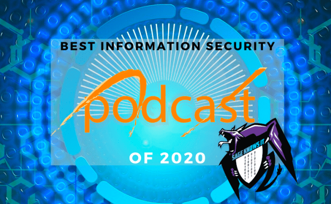 best information security podcasts of 2020
