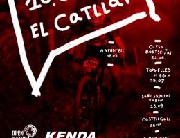EL CATLLAR, EL 9 D'AGOST, XIV OPEN BTT TOUR