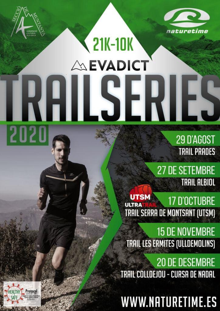 CIRCUIT EVADICT TRAILSERIES 21K