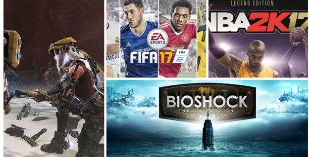 Games to be Release this 2016