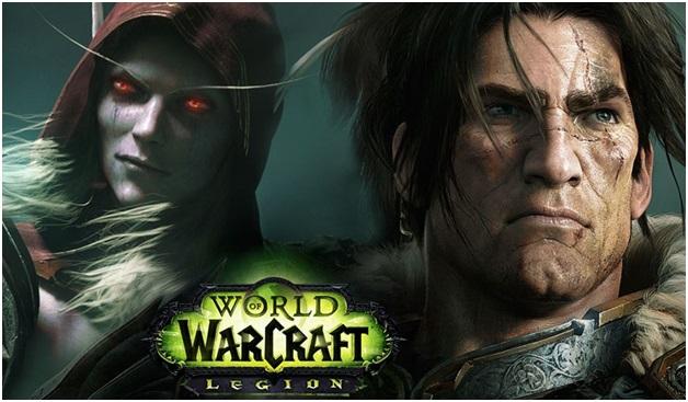 World of Warcraft Legion Cinematic Trailer