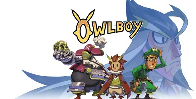 owlboy on gaming laptop
