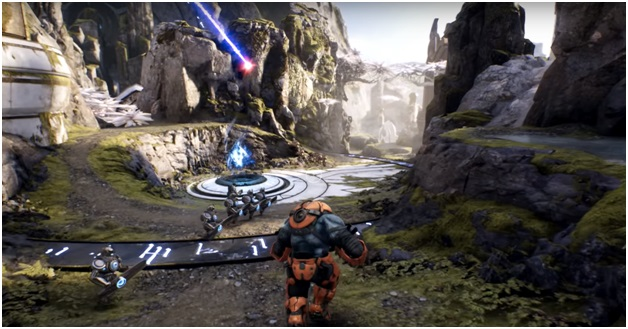Paragon Gameplay