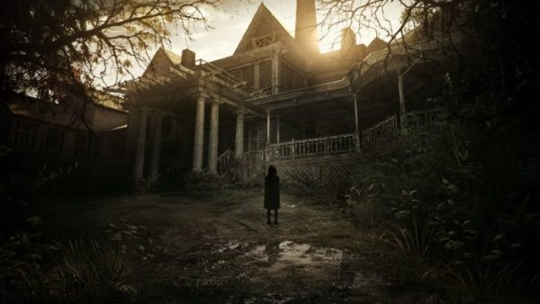 Resident Evil 7 Environment