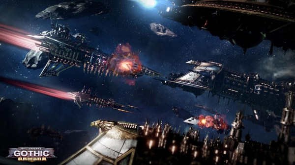 Battlefleet Gothin Armada Screenshot