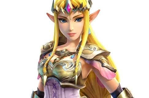 Zelda from Legend of Zelda Series