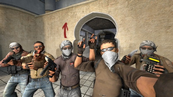 Counter-Strike Global Offensive screenshot.