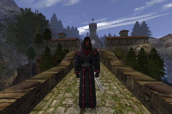 Gothic 2 Gameplay screent shot