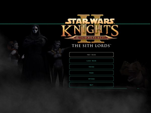 Sith Lords Restored is a mod for KOTOR.