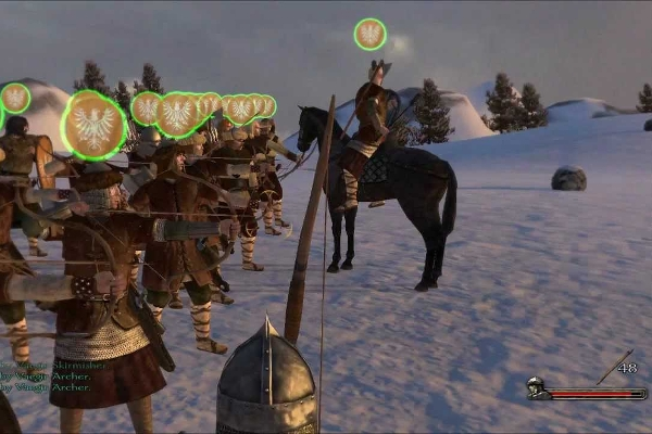 Mount & Blade Warband gameplay