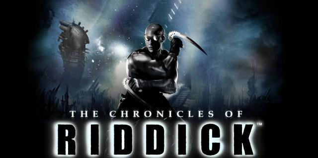 Chronicles of Riddick Assault on Dark Athena Cover